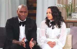 This Time It's Real: Tyrese And His Wife Expecting A Baby Girl