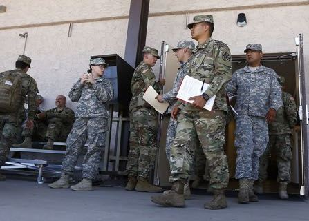 Trump Will Get 1600 National Guard Troops At Mexican Border
