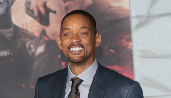 Will Smith To Host First Ever Instagram Live From The Space Station