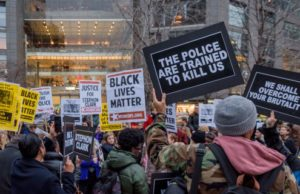 NYPD Facing $5 Million Lawsuit For Bloody Arrest Of Black Lives Matter Activist