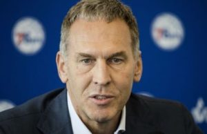 Philadelphia 76'ers Prez Resigns; Wife Had Burner Accounts On Twitter