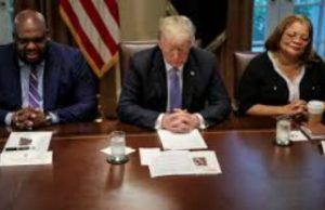 trumps meeting with inner city pastors